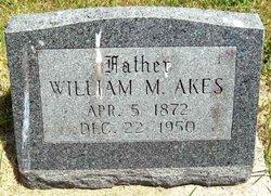 William Martin Akes