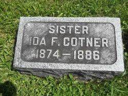 Ida F Cotner