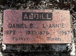 Lilly Ann Annie <i>Creson</i> Abdill