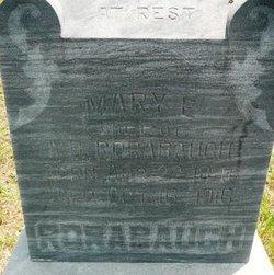 Mary Ellen <i>Clark</i> Rorabaugh