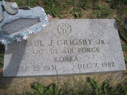 Paul J. Grigsby, Jr