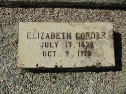 Elizabeth <i>Bodie</i> Corder