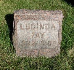 Lucinda <i>Parrish</i> Fay