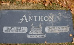 Mary Helen <i>Sterling</i> Anthon