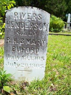 Rivers Henderson Buford, Jr
