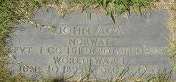 John Aga