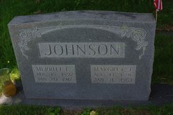 Margret <i>Benfield</i> Johnson