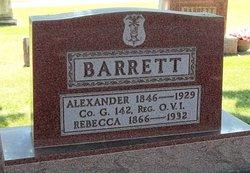 Alexander Barrett