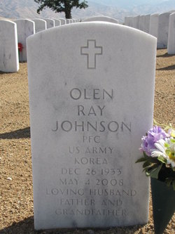 Olen Ray Johnson