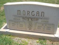 Sarah Alice <i>Knight</i> Morgan