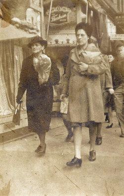 Mary Margaret Mollie <i>Tuck</i> Huffstetler