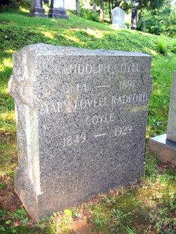Mary Lovell <i>Radford</i> Coyle