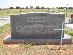 Eliza <i>Daffron</i> Asher