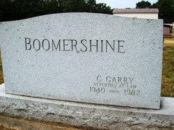 C. Garry Boomershine