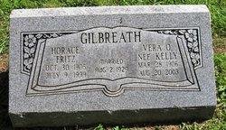 Vera O. <i>Kelly</i> Gilbreath