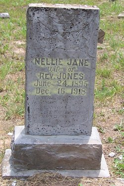 Nellie Jane <i>Sinden</i> Jones