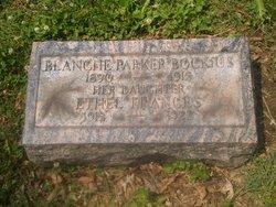 Blanche Elva <i>Parker</i> Bockius