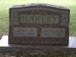 Lena Alma <i>Miller Harley</i> White