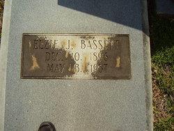 Elzie Jasper Bassett