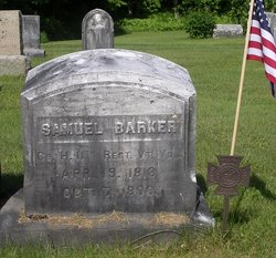 Pvt Samuel Barker