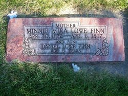 Minnie Mira <i>Lowe</i> Finn