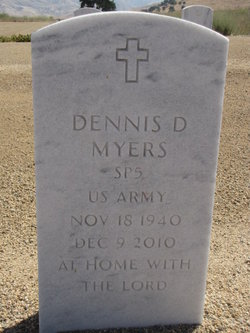 Dennis Dale Myers
