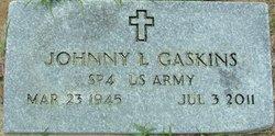 Johnny Lanue Gaskins