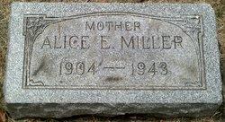 Alice Emma <i>Zoller</i> Miller