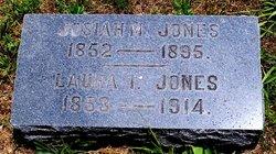 Josiah McCondlass Jones