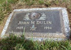 John Walter Dulin