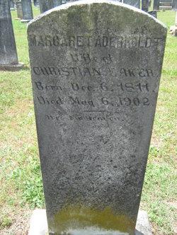 Margaret <i>Aderholdt</i> Eaker