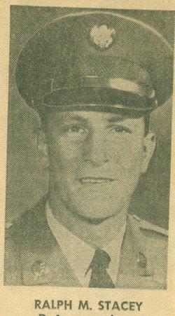 PVT Ralph McGuin Stacey, Jr