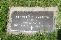 Kenneth D Aalseth