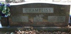 Claudia Louise <i>Crump</i> Chambliss