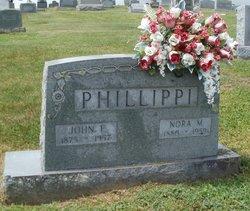 Nora M <i>Shupe</i> Phillippi