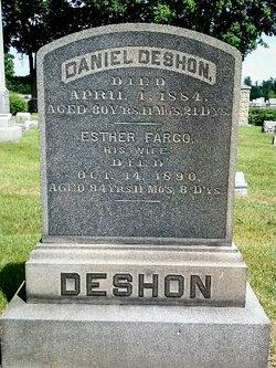 Esther <i>Fargo</i> DeShon