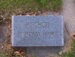 Pamelia Millie <i>Haws</i> Curtis