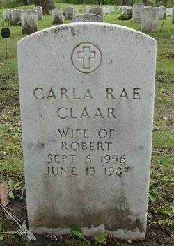 Carla Raye <i>Jacobson</i> Claar