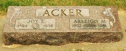 Arleigh Manford Acker