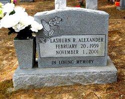 Lashurn R. Alexander