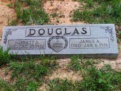Harriett Emaline <i>Bray</i> Douglas