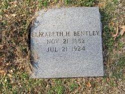 Elizabeth Lavenia <i>Hazelwood</i> Bentley