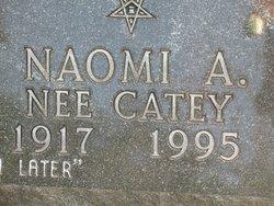 Naomi Alys <i>Catey</i> Carrell