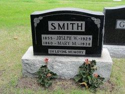Mary <i>Maxfield</i> Smith