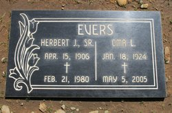 Herbert Joseph Evers
