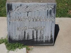 James O Abrams
