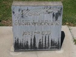 Susie Lee <i>Powell</i> Abrams