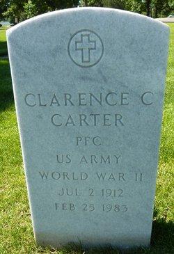 Clarence Clyde Carter