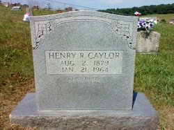 Henry Russell Caylor