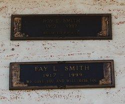Fay <i>Emmons</i> Smith